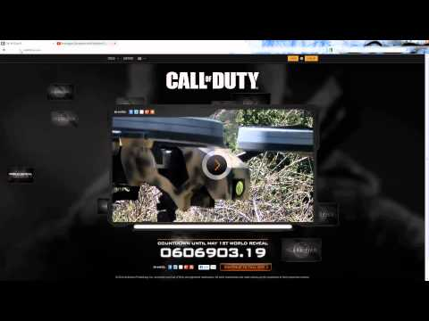 Black Ops 2 Info - Quadrotor Killstreak is Real! Future Warfare Likely