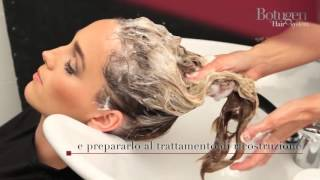 HAIR BOTOX & FILLERS TREAMENT by fanola