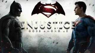 getlinkyoutube.com-Batman VS Superman MOVIE - Injustice: Gods Among Us All Cutscenes TRUE-HD QUALITY