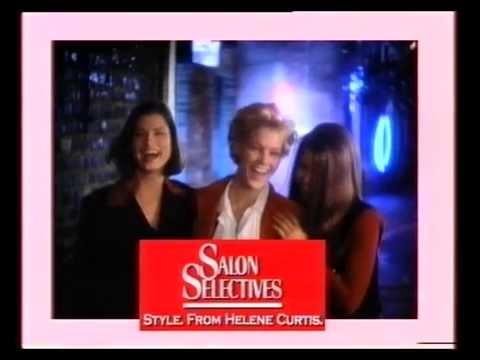 Salon Selectives Ad for Salon Selectives Hair Care Range