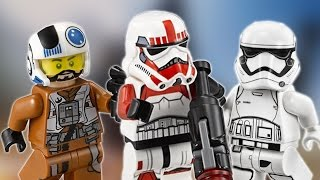 getlinkyoutube.com-NEW 2016 LEGO Star Wars WINTER Sets (4K Quality)