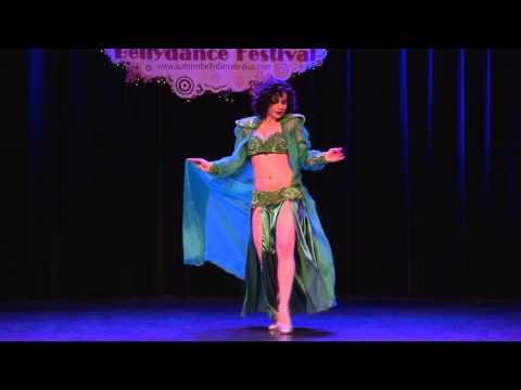 Esmeralda at ISBF 2014 Closing gala