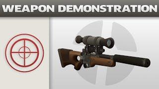 getlinkyoutube.com-Weapon Demonstration: Hitman's Heatmaker