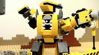 getlinkyoutube.com-The Weldos MAX at Work! - LEGO Mixels - Stop Motion Episode 14
