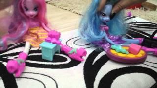 getlinkyoutube.com-Przygody Pinkie Pie i Trixie / Pony adventure