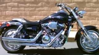 getlinkyoutube.com-Contra Costa Powersports-Used 2006 Kawasaki Vulcan Mean Streak 1600cc VTwin Cruiser Motorcycle