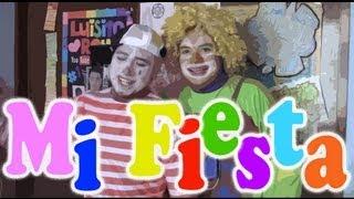 getlinkyoutube.com-Fiestas Infantiles - Luisito Rey