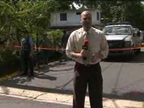 masacre enPuerto Rico video de  Wapa tv