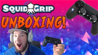 getlinkyoutube.com-PS4 @SquidGrip Unboxing and Set-Up! - (Playstation 4 Squid Grip Installation)