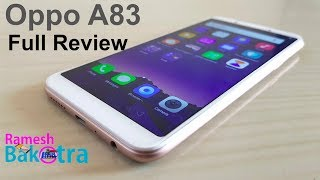 Oppo A83 Unboxing and Full Review width=