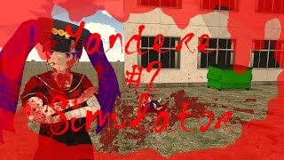 getlinkyoutube.com-Yandere Simulator: #2: Pushing Girls Off Buildings