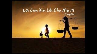 getlinkyoutube.com-Live Lời con xin lỗi cha mẹ beat - Kevil Trung