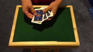 Most IMPOSSIBLE Card Trick You Have to See! -The Biddle Trick