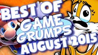 getlinkyoutube.com-BEST OF Game Grumps - Aug. 2015