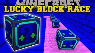 getlinkyoutube.com-Minecraft: EVIL NIGHT CASTLE LUCKY BLOCK RACE - Lucky Block Mod - Modded Mini-Game