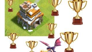 getlinkyoutube.com-Villaggio th 7 per trofei