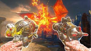 "getlinkyoutube.com-BLACK OPS 3 ZOMBIES ""GOROD KROVI"" EASTER EGG SOLO BOSS FIGHT COMPLETION! (BO3 Zombies)"