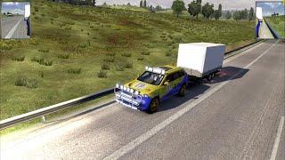 getlinkyoutube.com-Jeep Grand Cherokee Rally +Download ETS2 (Euro Truck Simulator 2)