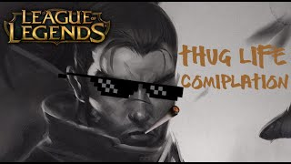 getlinkyoutube.com-League of Legends | Thug Life Compilation