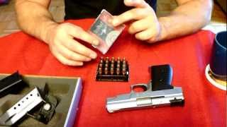 getlinkyoutube.com-Part 1 Jimenez Arms J.A.9 9mm review and cleaning (including magazine)