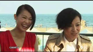 getlinkyoutube.com-奪命金英文訪問何韻詩胡杏兒 Life Without Principle Denise Ho HOCC Myolie Wu English interview Venice Film Festival