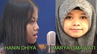 "getlinkyoutube.com-(Suara Emas) HANIN DHIYA & MARYA ISMAWATI  "" MIMPI "" (Anggun C Sasmi)"