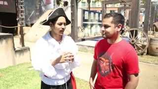 getlinkyoutube.com-Lui Calibre Running the Assassin's Creed Experience (Day 1 Comic Con 2014)