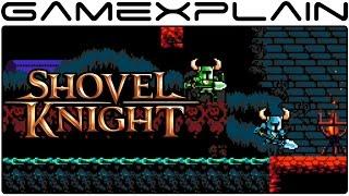 getlinkyoutube.com-Shovel Knight Co-op Gameplay on Nintendo Switch (The Lich Yard)