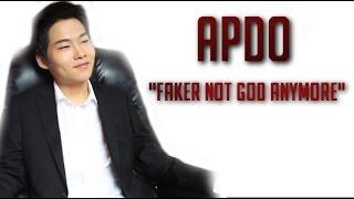 getlinkyoutube.com-Apdo On Reaching Rank 1 and Faker Not God Anymore