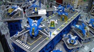getlinkyoutube.com-LEGO classic space collaboration – Brickworld Chicago 2015