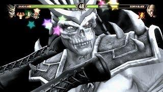 getlinkyoutube.com-Mortal Kombat Komplete Shao Kahn Test Your Luck Madness