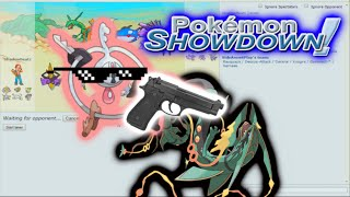 getlinkyoutube.com-Pokemon Showdown - ShadowBeatz vs. Sidearms (Ubers Best of 3) [feat. Speedy and Nobody]