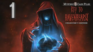 getlinkyoutube.com-Mystery Case Files 12: Key To Ravenhearst CE [01] w/YourGibs - MANOR RESURRECTED - OPENING - Part 1
