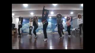 getlinkyoutube.com-Girls' Generation (소녀시대) - The Boys Official Dance Version (Practice Room)