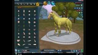 getlinkyoutube.com-Spore - Horse Tutorial