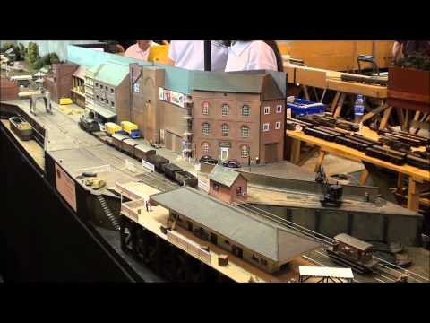 Warley Model Rail Exhibition 2011 - Part 1