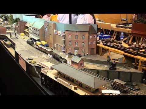 Warley Model Rail Exhibition 2011 - Part 1