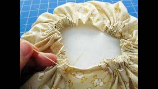 getlinkyoutube.com-DIY with Andrea Baker - Gathered Pillow Tutorial