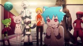 """getlinkyoutube.com-Co gdyby """"Niesamowity świat Gumballa"""" był anime"""