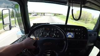 getlinkyoutube.com-2010 Peterbilt 388 Test Drive