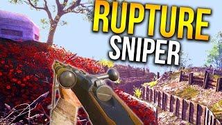 getlinkyoutube.com-BATTLEFIELD 1 NEW MAP RUPTURE SNIPER STREAKS | BF1 They Shall Not Pass DLC Gameplay