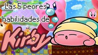 getlinkyoutube.com-Las 5 peores habilidades de Kirby