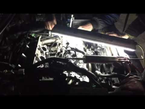 Ремонт мотора Нисан 3.5