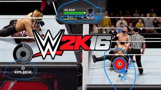getlinkyoutube.com-WWE 2K16 Gameplay and Entrances! (Breakdown)