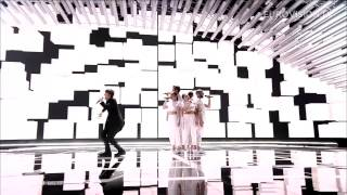 getlinkyoutube.com-Loïc Nottet - Rhythm Inside (Belgium) - LIVE at Eurovision 2015 Grand Final