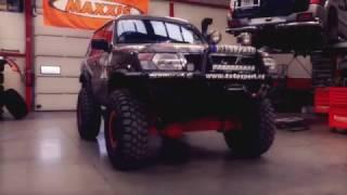getlinkyoutube.com-Nissan Patrol TB42 Turbo Build