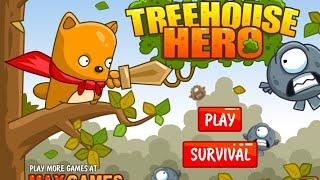 getlinkyoutube.com-Treehouse Hero Full Gameplay Walkthrough