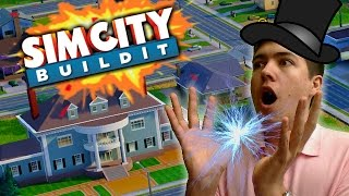 getlinkyoutube.com-SimCity Buildit! | I AM THE MAYOR! | Sim City Buildit Let's Play Part 1 - The Sims Building Game!