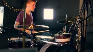 getlinkyoutube.com-Somebody That I Used To Know (Dubstep Remix) - Dylan Taylor Drum Cover