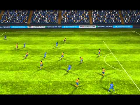 FIFA 14 Android - Real Madrid VS Juventus